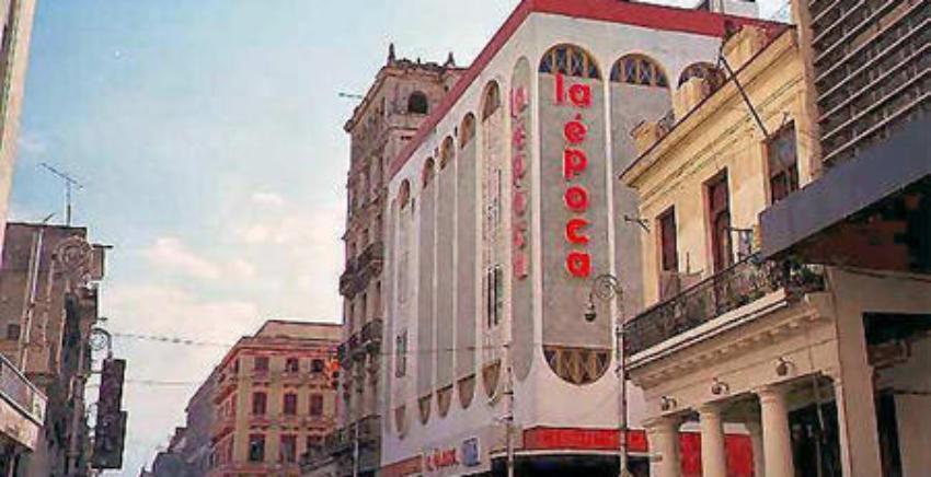 Once trabajadores de la tienda La Época, en Centro Habana, se contagiaron de Covid-19