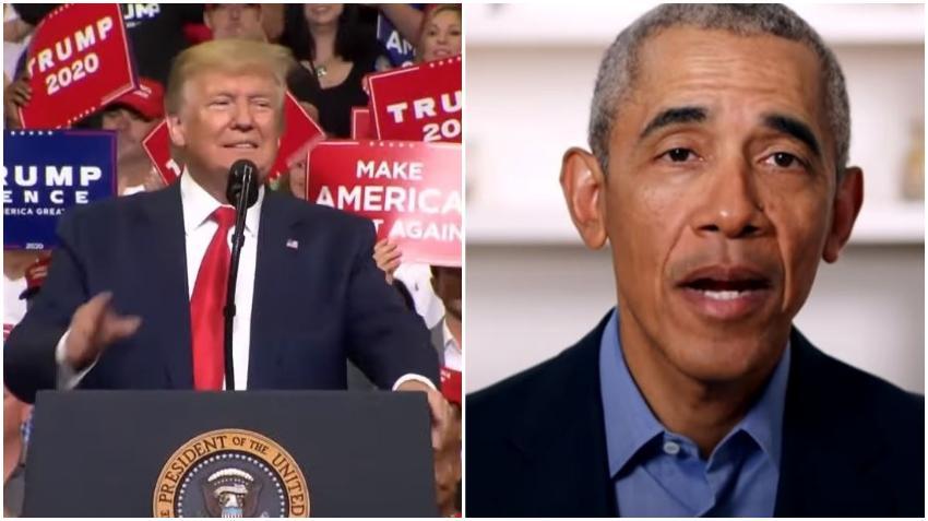 Presidente Trump acusa a la administración Obama de ser una de las más corruptas e incompetentes de la historia de Estados Unidos