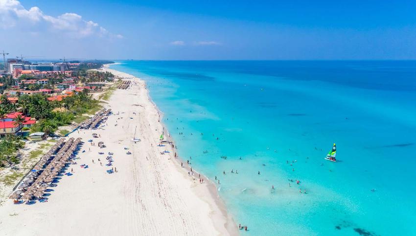 Datos oficiales revelan que unos 1.170 cubanos se han hospedado en hoteles de Varadero y en la Ciénaga de Zapata, en medio de la desescalada