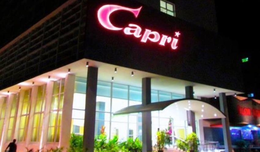 Hotel Capri trabaja para atraer al turismo nacional, con una oferta VIP para recién casados cubanos