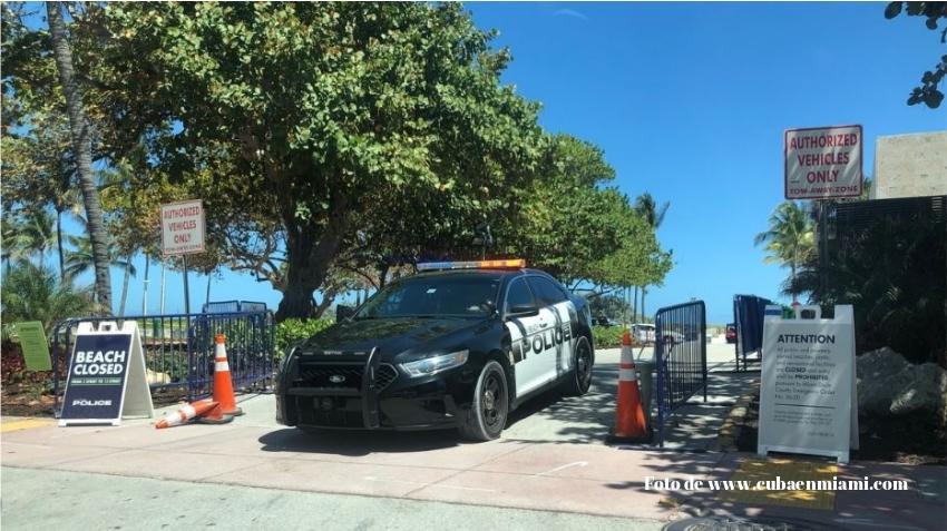 Actividades permitidas y no permitidas en las playas de Miami Dade tras su reapertura