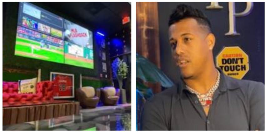 """Yunel Escobar inaugurará el """"Batter's Box"""" en Miami, un proyecto impensable en la Cuba actual"""