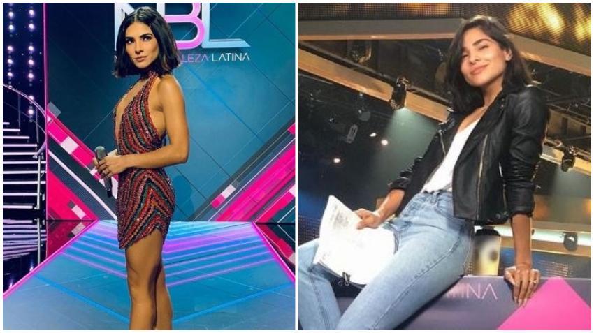 Modelo Alejandra Espinoza anuncia que regresa a Univisión Nuestra Belleza Latina