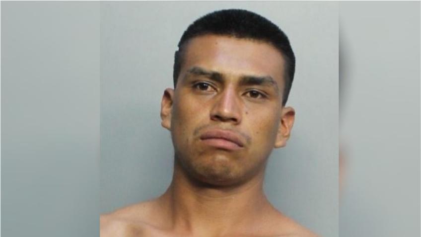 Arrestan a un hombre acusado de vandalizar una iglesia en el suroeste de Miami