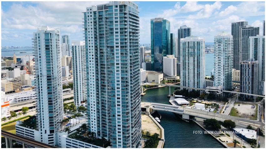 El precio de la renta en la ciudad de Miami se mantiene entre los 10 más caros de Estados Unidos