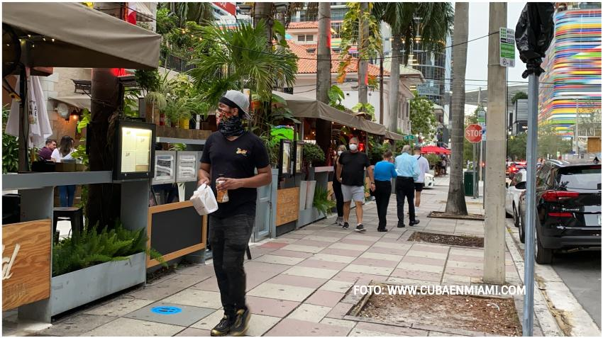 Expertos locales aseguran que Miami es el nuevo epicentro de la pandemia