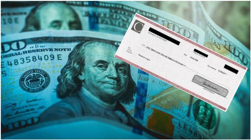 Advierten sobre estafa con cheques falsos mediante una página web de empleo en la Florida