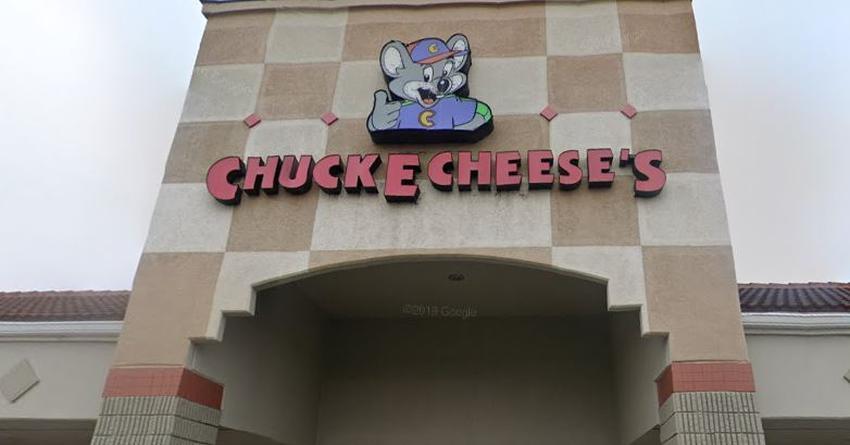 Chuck E. Cheese se declara en bancarrota