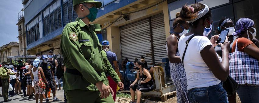 El régimen dará a conocer nuevas medidas para arreciar su cruzada contra las ilegalidades