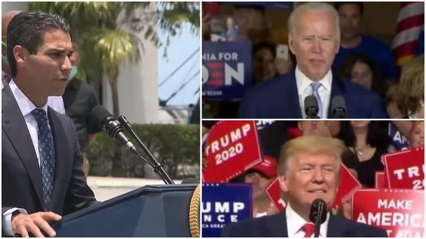 El alcalde de Miami dice que el debate presidencial en la ciudad podría no tener audiencia