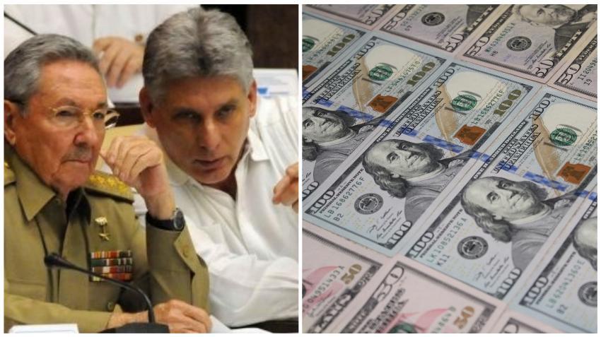 El gobierno de Cuba se queda con más del 70% en ganancias de las remesas enviadas a la isla según estudio realizado en Miami