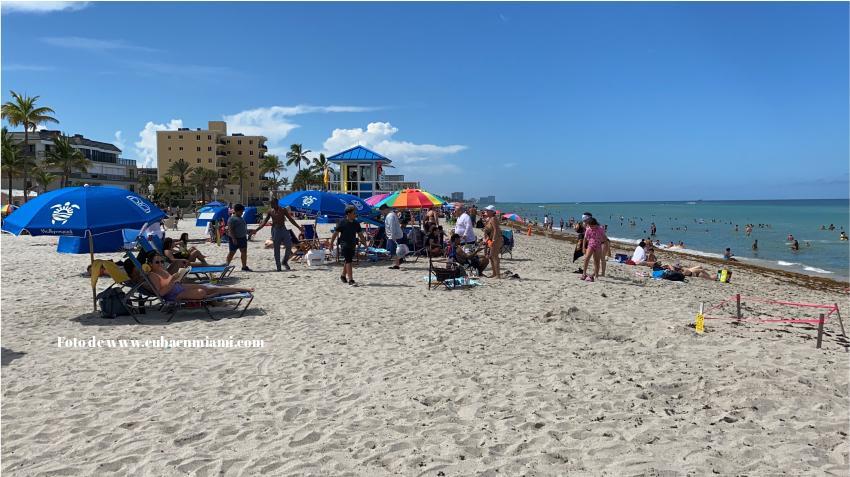 Broward se une a Miami Dade y anuncia cierre de playas para el fin de semana del 4 de julio