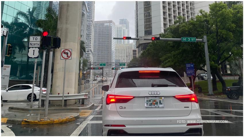 Regresan las lluvias y las posibles inundaciones a Miami