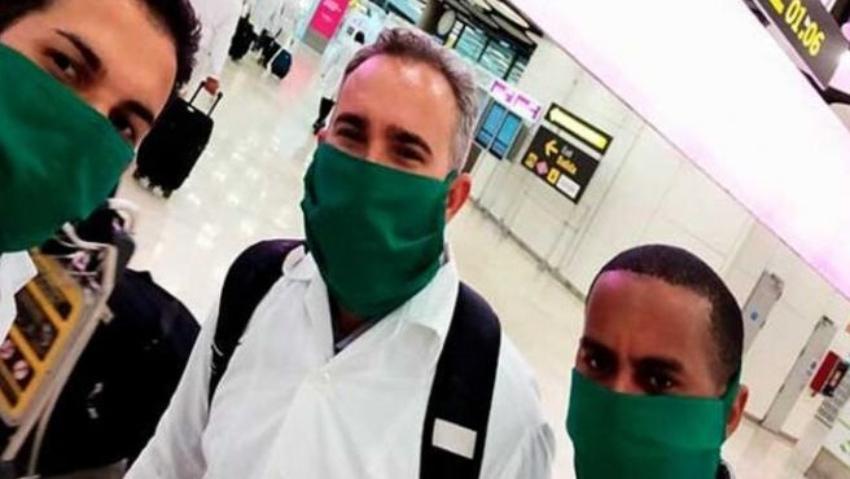 """Médico cubano que abandonó la misión del régimen en Andorra calificado de """"traidor"""" por su padre en la Isla"""