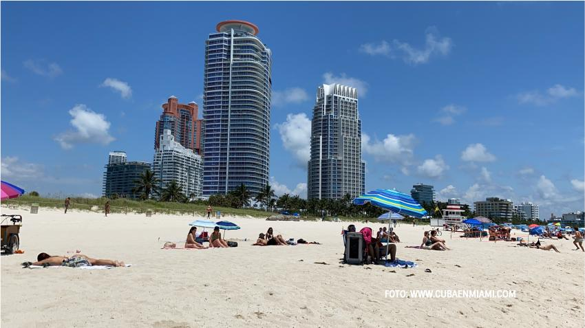 Miami-Dade: el tercer condado más afectado por la pandemia en Estados Unidos