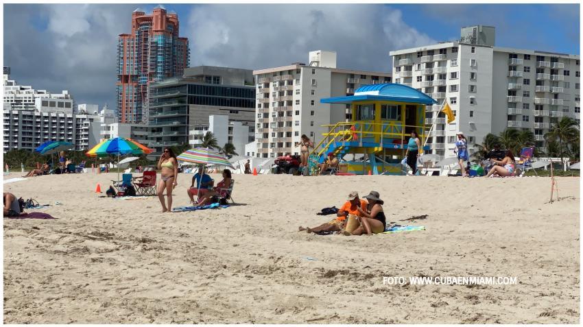 Emiten aviso de calor para todo el condado Miami-Dade