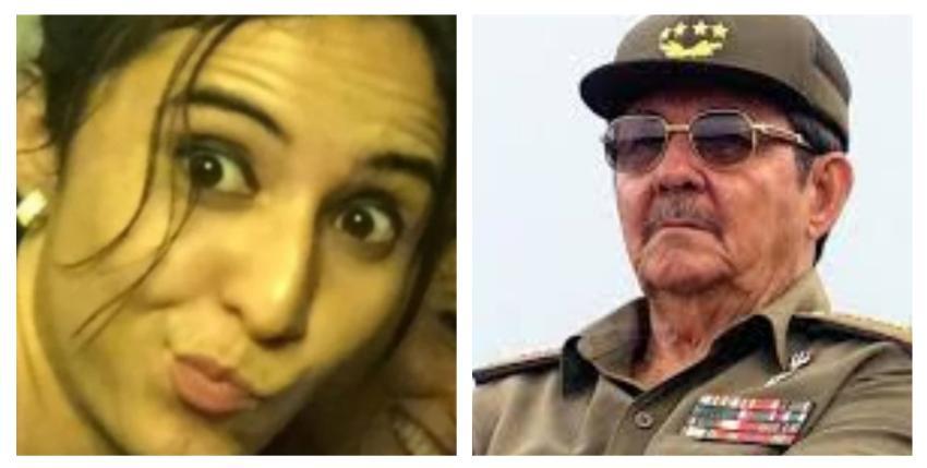 Mónica Fraga, nieta de Raúl Castro, adquirió un inmueble de lujo en Madrid, valorado en 1.2 millones de dólares
