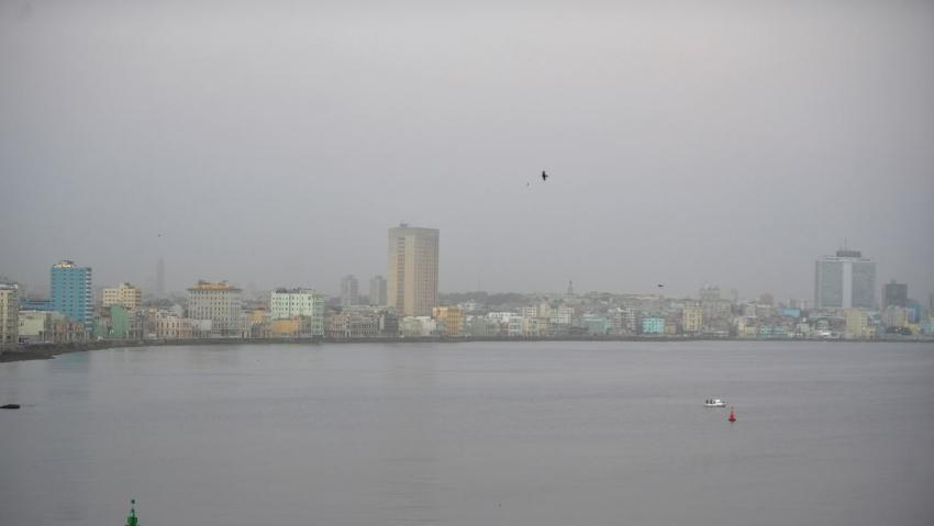 El polvo del Sahara ya ha llegado a La Habana, donde se augura su mayor concentración