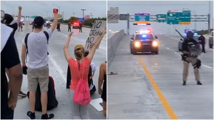 Alcalde de Miami Dade adelanta el toque de queda para las 10pm debido a protestas