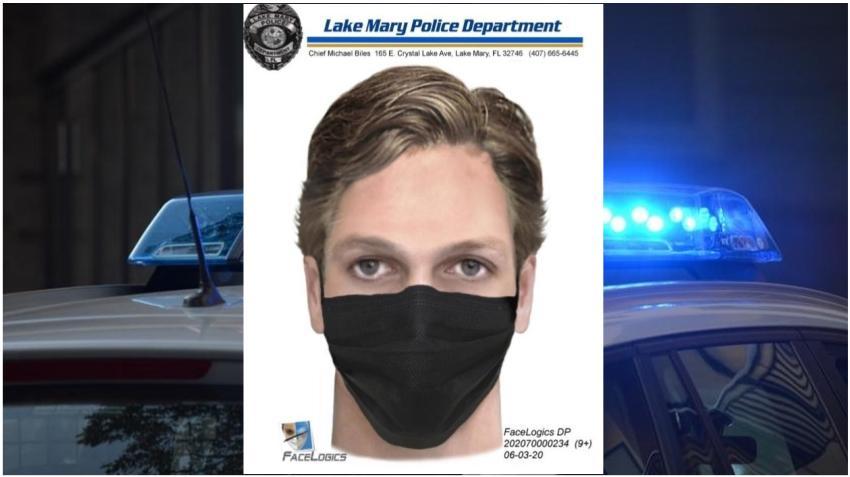 Policía en Florida busca a un hombre que intentó secuestrar a una niña de 9 años afuera de su casa