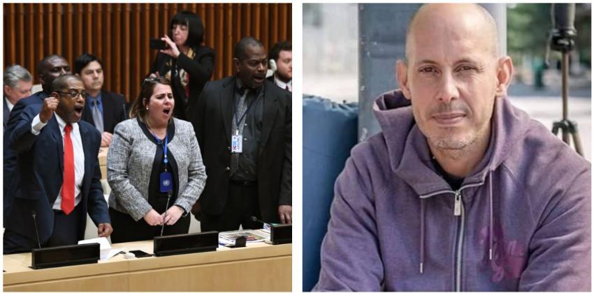 Ruiz Urquiola hablará ante la ONU mañana, pero advierten podría ser boicoteado por diplomáticos del régimen