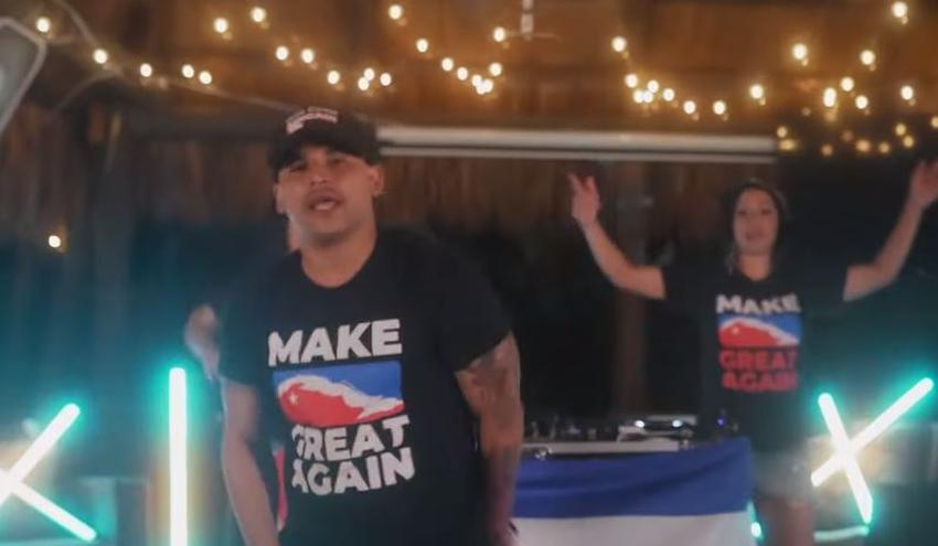 "Youtuber e influencer cubano Ultrack dedica canción contra la dictadura en Cuba: ""P... Pa' Canel"""