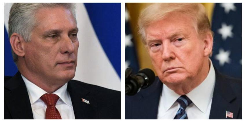 Díaz-Canel reacciona a las nuevas sanciones de Estados Unidos contra el gobierno de Cuba