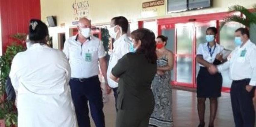 Aeropuerto de Varadero recibe certificación que le permite reanudar sus operaciones