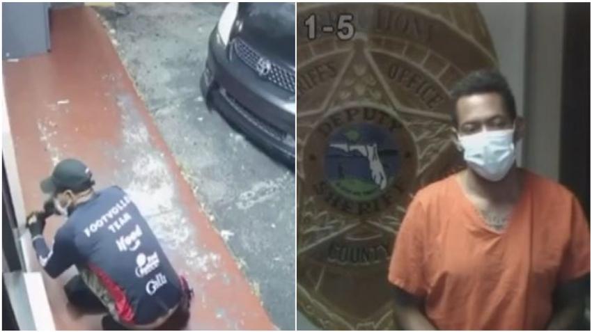 Arrestan a un hombre en Miami acusado de robar en varios negocios de la ciudad