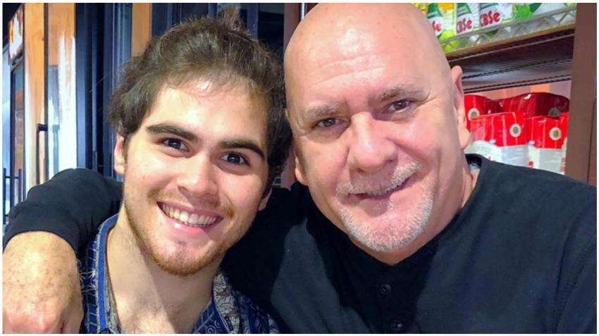 Carlos Otero confirma que su hijo ya se ha recuperado del COVID-19