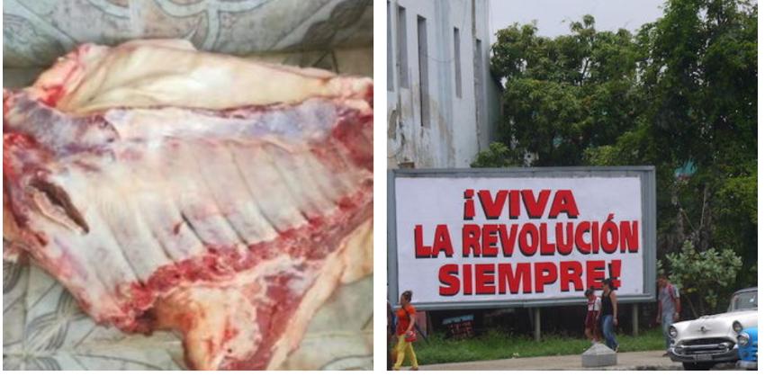 Crítica la situación con la carne de cerdo en Cuba, el precio se ha triplicado, aseguran