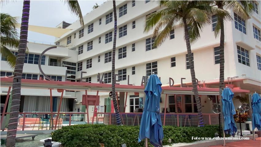 Clevelander Bar en Miami Beach cerrará hasta nuevo aviso por el Covid-19