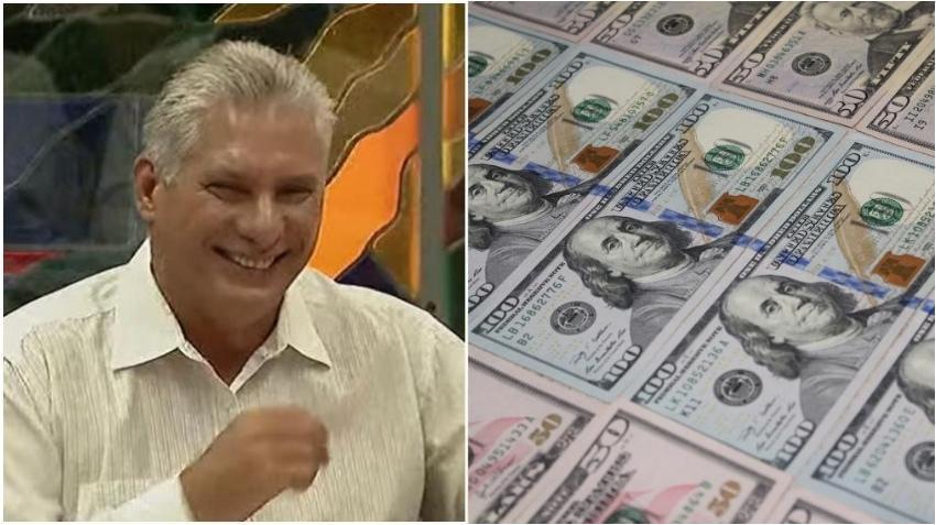 Gobierno de Cuba anuncia la eliminación del gravamen del 10% al dólar estadounidense