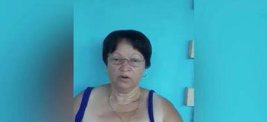 Una cubana paciente de cáncer lleva cuatro meses varada en la Isla, su familia en Hialeah está desesperada