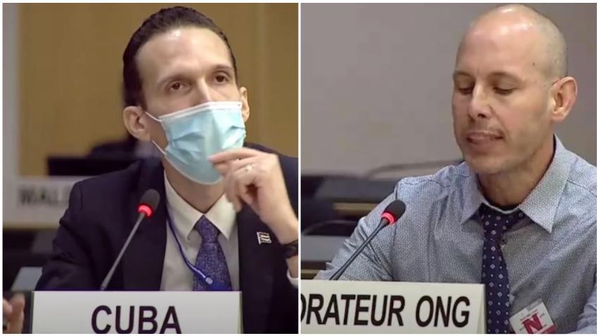 Cuba sabotea palabras de Ariel Ruiz Urquiola en la ONU