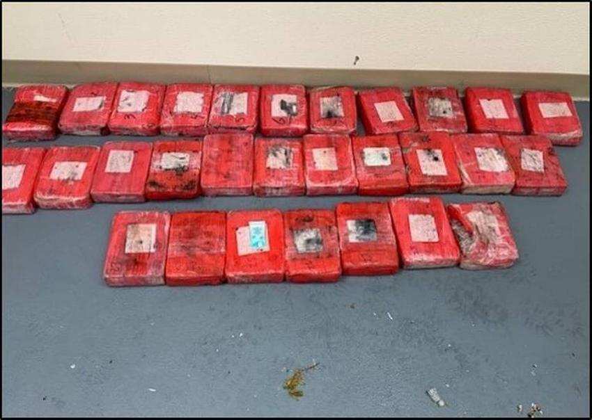 Paquetes de cocaína por un valor de más de $ 1 millón llegan a la costa en los Cayos de Florida