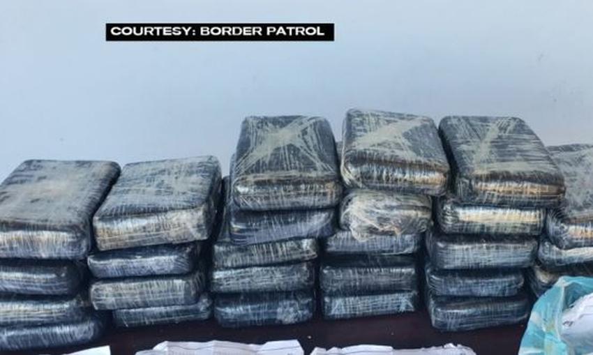 Incautan más de 80 libras de drogas en una embarcación cerca de Puerto Rico