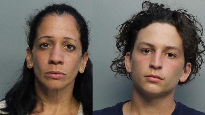 Arrestan a madre e hijo de Hialeah por el asesinato de hombre que había sido encontrado muerto cerca del Palmetto el pasado lunes