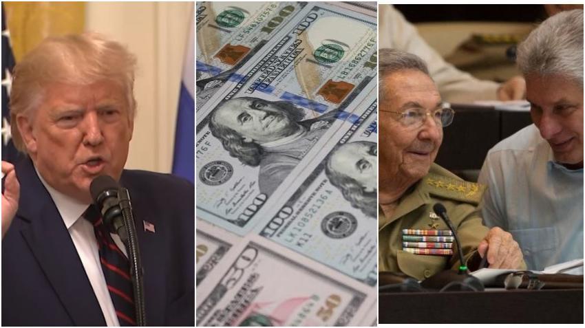 Estados Unidos da duro golpe al sistema financiero en Cuba; sanciona al banco Havin Bank por sus transacciones con la isla