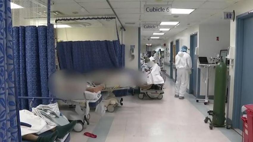 Salas de cuidados intensivos en hospitales de Miami Dade y Broward están llenándose rápidamente