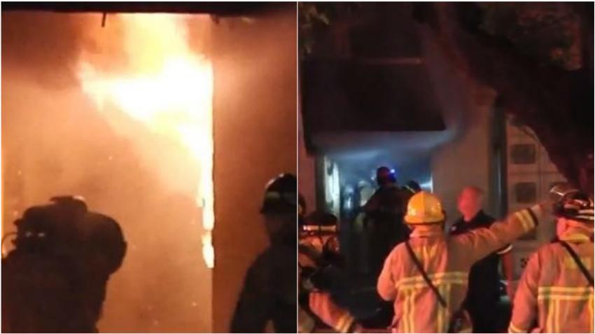Incendio en la Pequeña Habana deja a 54 personas sin hogar