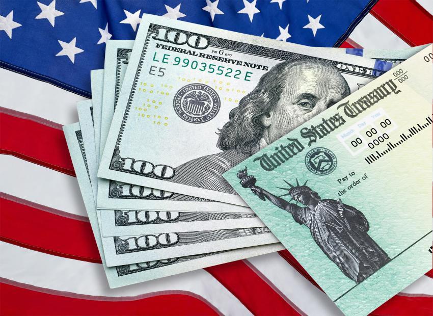 El nuevo cheque de estímulo de $1200 dólares dependerá de que se pongan de acuerdo en el Congreso