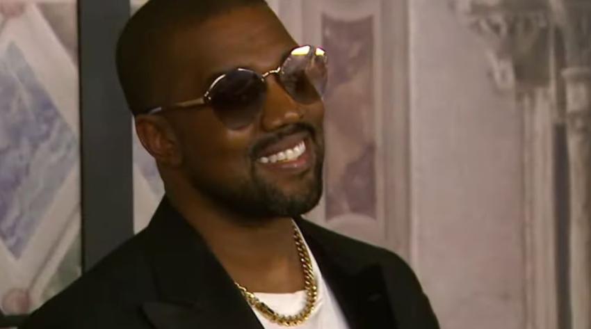 """""""Todo el que tiene un bebé recibirá un millón de dólares"""", dice Kanye West en su primera campaña presidencial"""