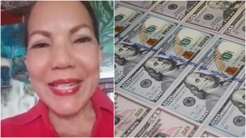 Actriz cubana Luisa María Jiménez se suma a la campaña para buscar dólares de los cubanos en el exterior; pide que le compren vacaciones a las familias en Cuba