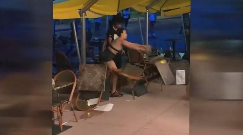Comisionados en Miami Beach no descartan un toque de queda tras indisciplina y violencia en Ocean Drive