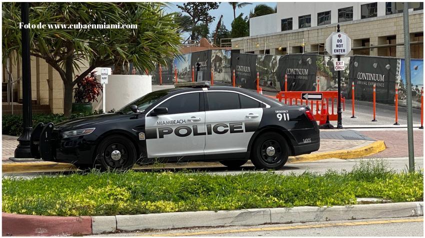 Imponen toque de queda en Miami Beach a partir de las 8 de la noche