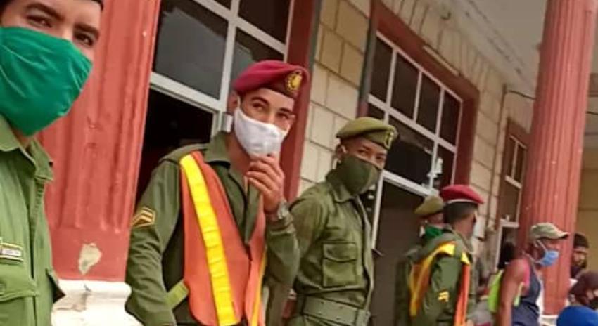Militarizaron un poblado matancero debido a una supuesta nueva cepa de Covid-19 que ha provocado varias muertes