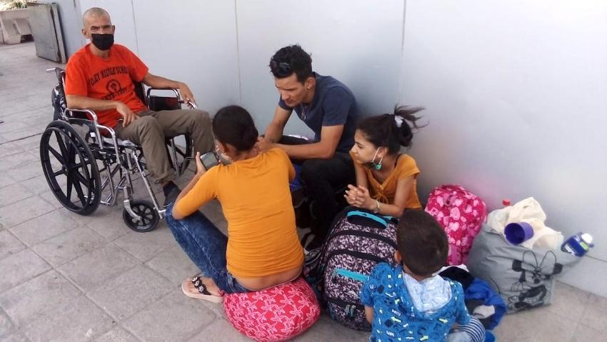 Consulado de EEUU en Matamoros, México, niega visa humanitaria a opositor cubano enfermo de cáncer