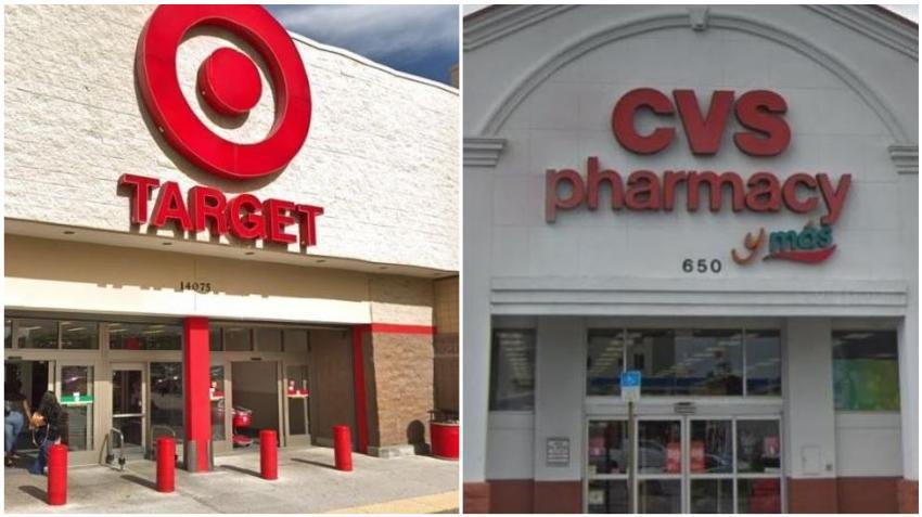CVS y Target hacen obligatorio el uso de máscaras en todas sus tiendas en EEUU