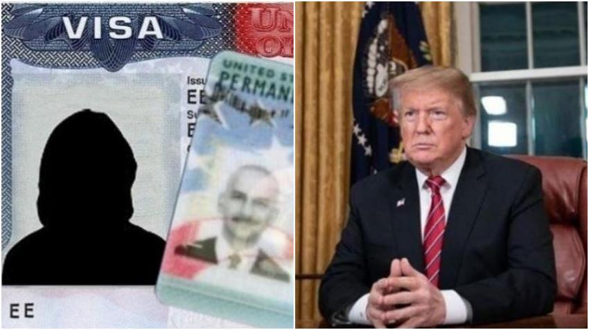 Ganadores de la lotería de visa demandan a la administración Trump tras quedar en limbo migratorio